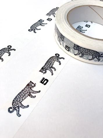 Illustratie 'Jaguar'