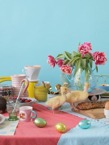 Styling en fotografie 'farm table'