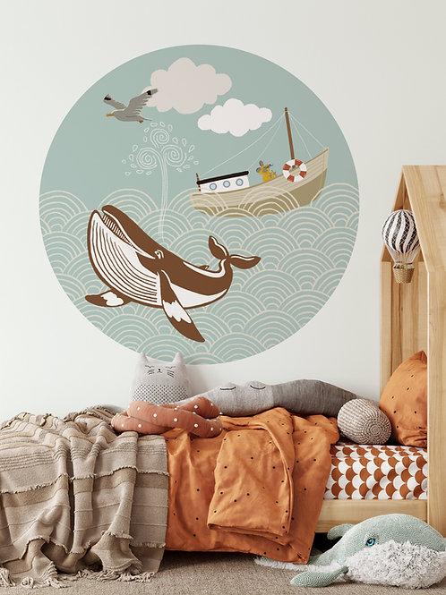 Wallpaper circle Squeak Ahoy!