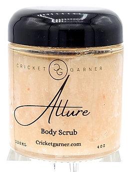 Allure Body Scrub 4oz
