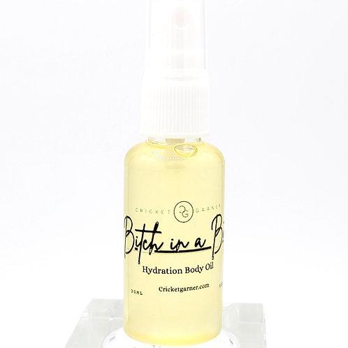 B*tch in a Bottle Body Oil 1oz