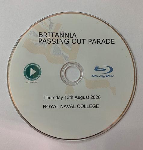 Britannia Royal Naval College Blu-Ray