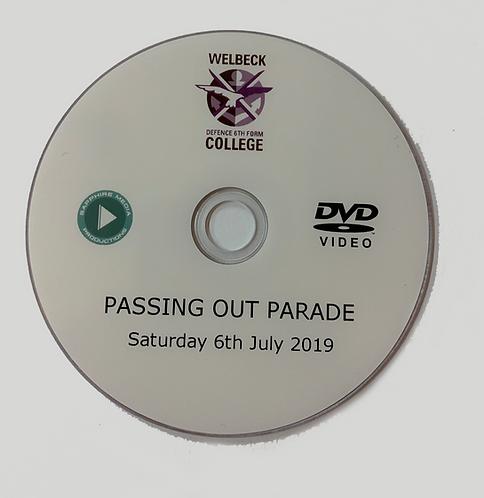 Welbeck DVD