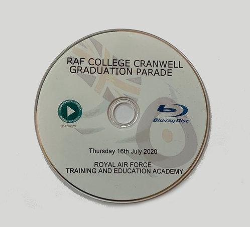 RAF Cranwell Blu-Ray
