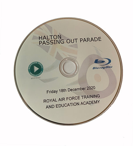 RAF Halton Blu-Ray