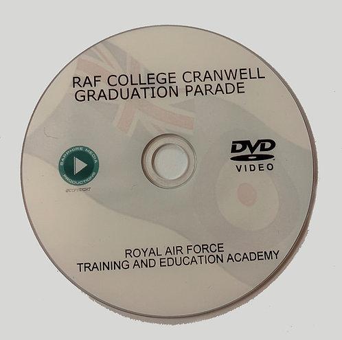 RAF Cranwell DVD