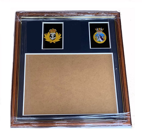 Commissioning Scroll Frame