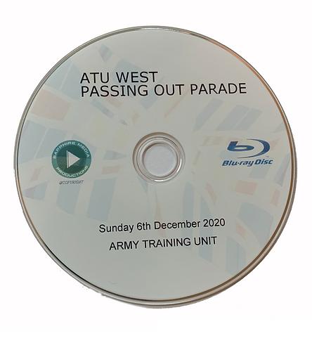 ATU West -                         Blu-Ray