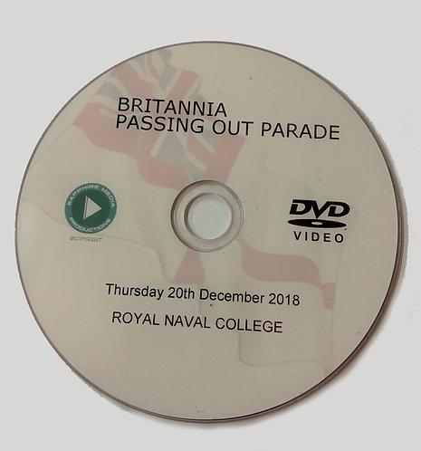 Britannia Royal Naval College DVD