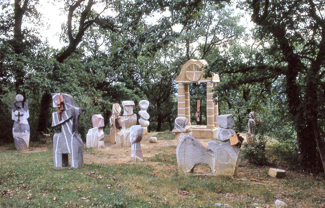 Les admirateurs de l'heure, 1971