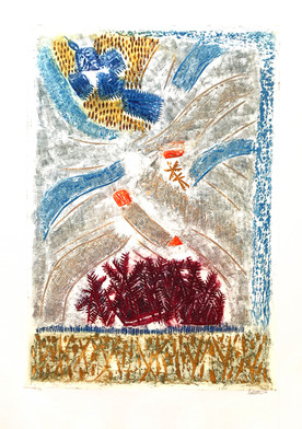 L'oiseau Bleu, 2004