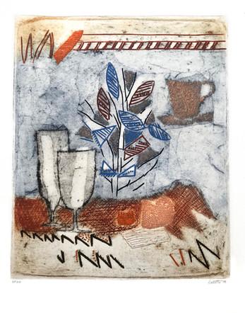 Entre vin et thé, 1989