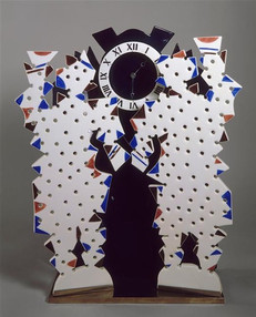 Horloge, Manufacture de Sèvres, 1973