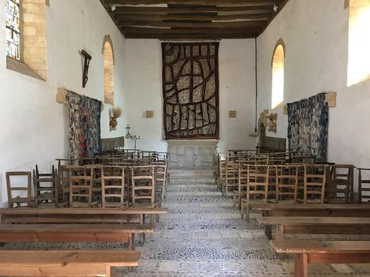 Eglise Saint-Pierre de Boissierette, 1965