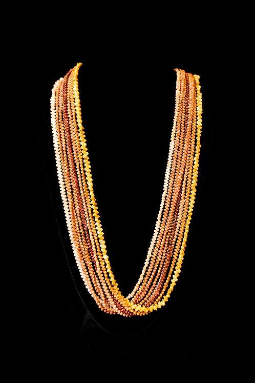 kahelelani shell necklace  Hawaiian
