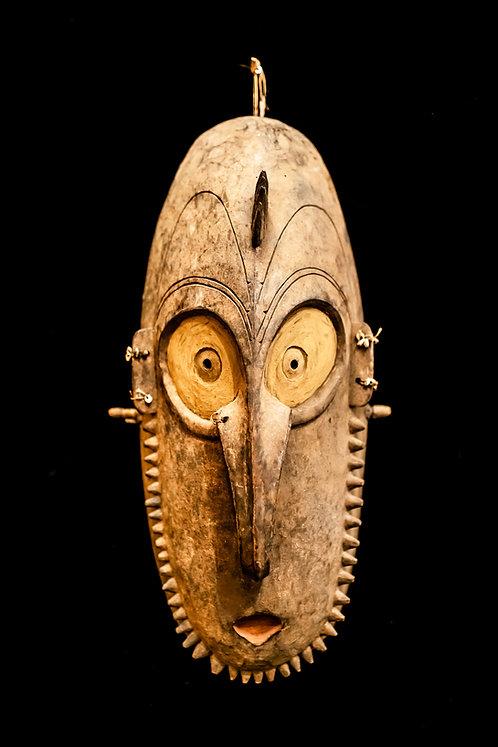 LOWER SEPIK DANCE MASK - PAPUA NEW GUINEA