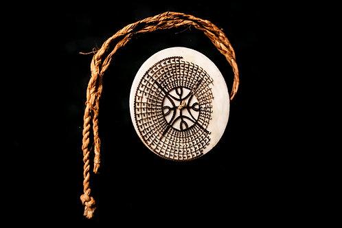 KAP KAP – 19TH CENTURY FOREHEAD ORNAMENT – SOLOMON ISLANDS