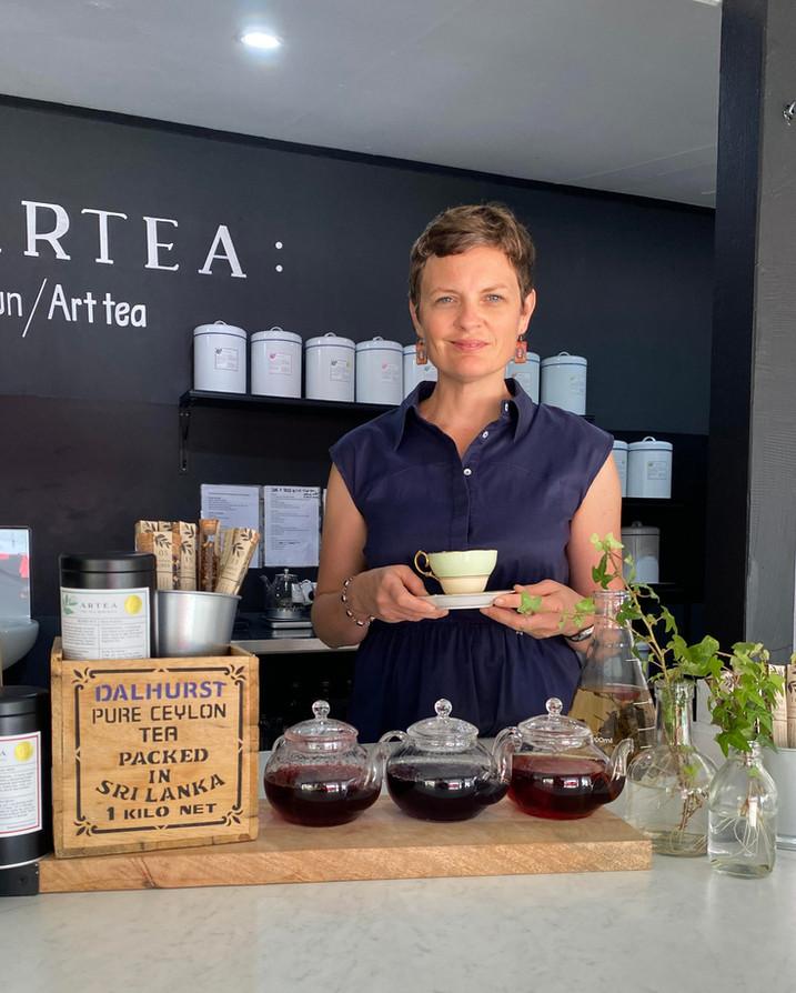 Welcome to the Tea Bar
