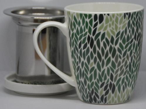 Mug & Tea Infuser Set