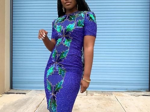 Noel Sequin Dress
