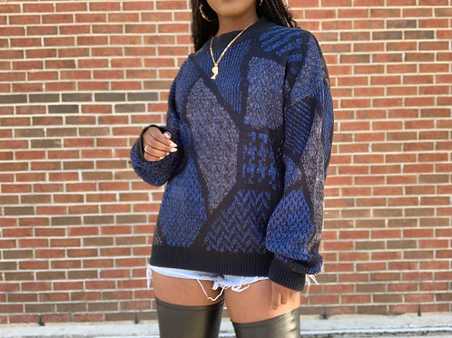 Bria's Interlude Sweater