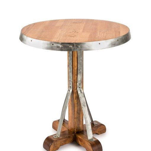 Wine Barrel Bistro Table 600 125 Shipping