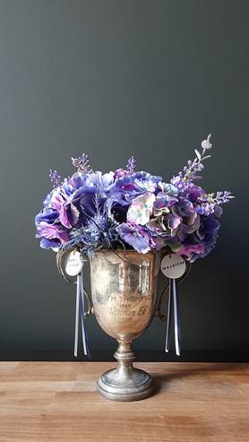 """""""Vintage Faux Trophy"""""""