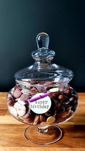 Retro Sweet / Chocolate Jar £30