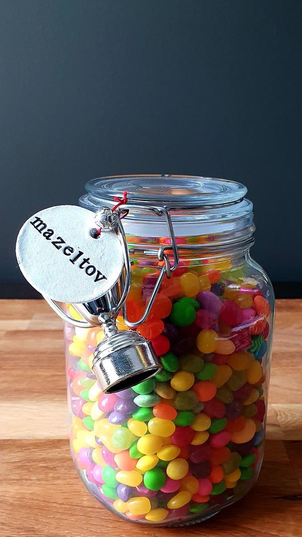 Large Sweet Jar (Trophy) £22.50 - £25