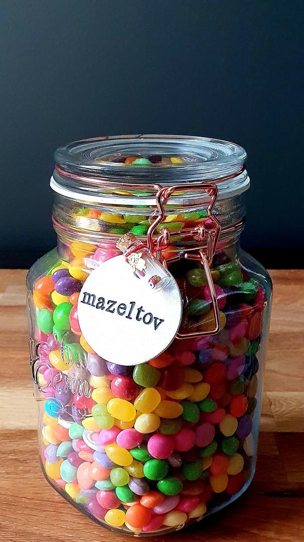 Large Sweet Jar (Hamsa) £22.50 - £25