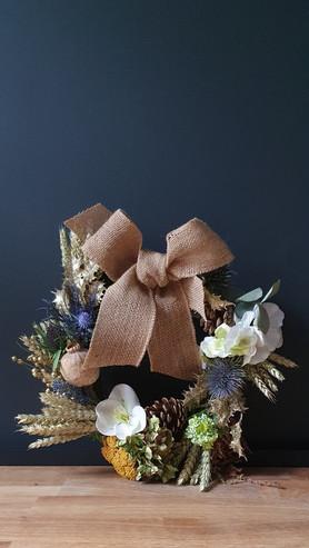 """Festive Wreath"""