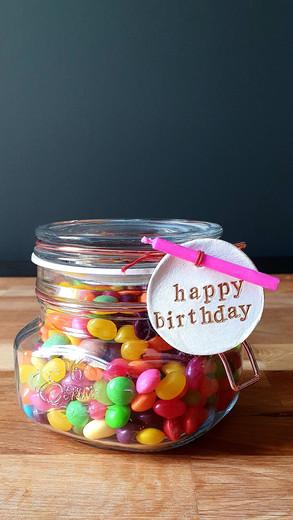 Small Sweet Jar £12-15