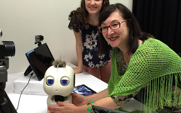 Robots That Teach Your Infants How To Speak
