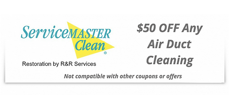 ServiceMaster by RR Services Air Duct Special