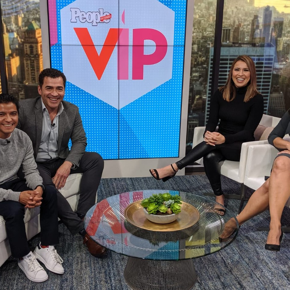 "People VIP Interview ""Con Dios"""