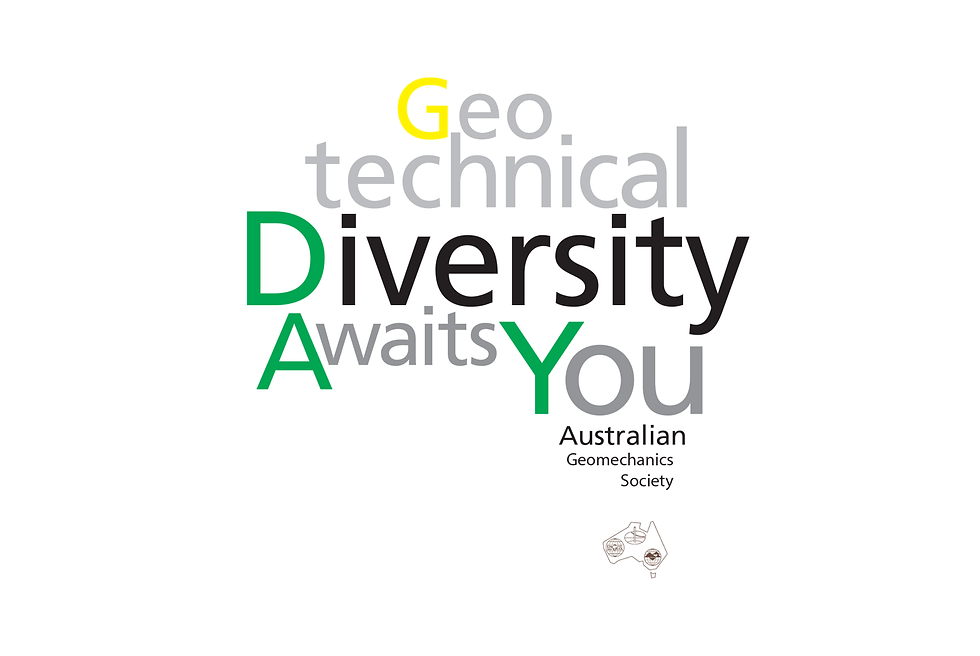 Australian Geomechanics society logo