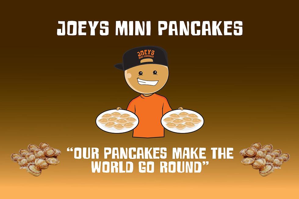 Colourblind Design Joey's Pancake truck mockup