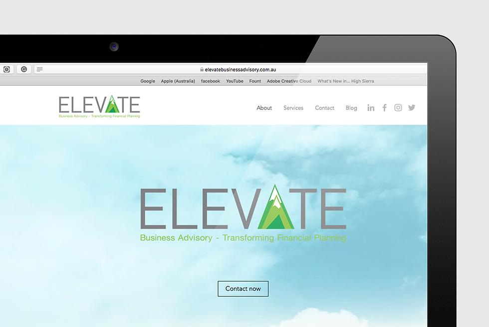 Elevate Business Advisory Web