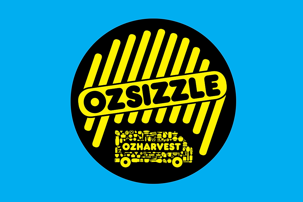 Ozharvest Sizzle Logo