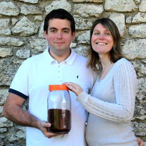 Safran d'En Marre – Émilie et Guillaume Normant