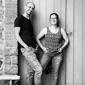L'Escargot Autrement - Anne-Cécile et Benjamin Martin