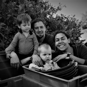 Famille De Boel France – Nelly France et Arnaud De Boel