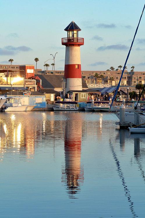 Oceanside Harbor Lighthouse