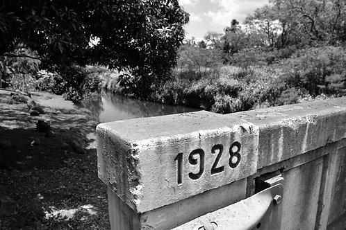 Waialua Bridge 1928
