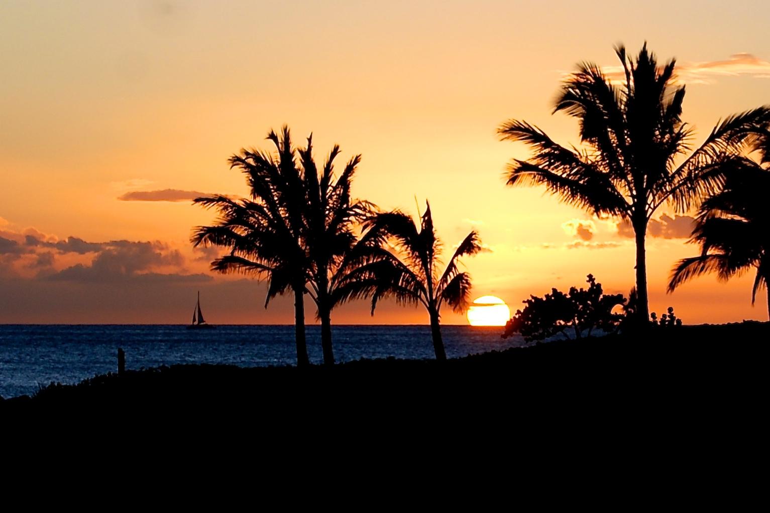 Ko Olina Hawaii Sunset
