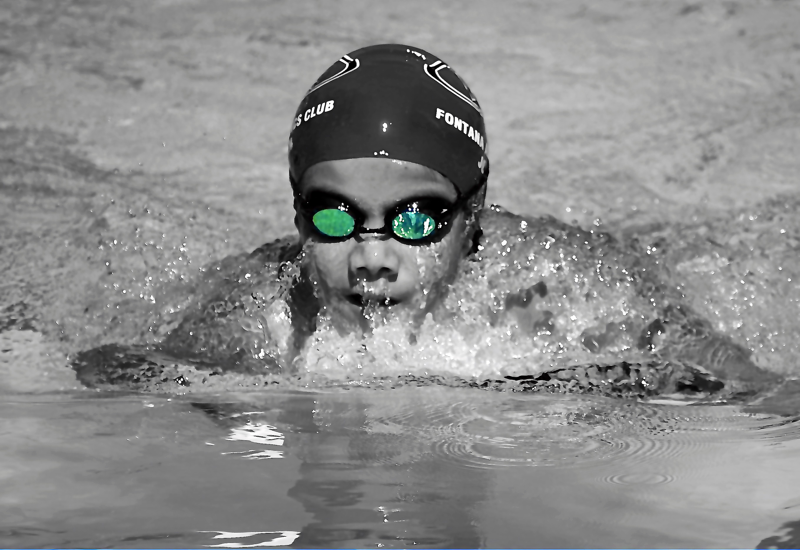 Fontana Swim Meet