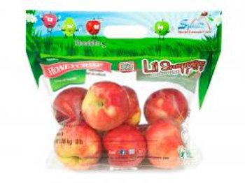 Honey Crisp Apples 3lb Bag