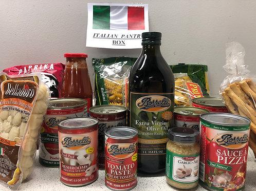 Italian Pantry Box