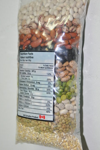 Gluten Free - Bean Soup Mix