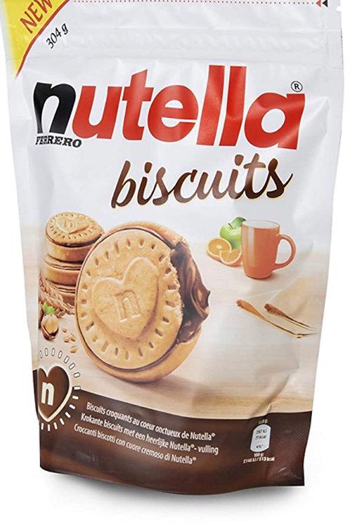 Ferrero Nutella Biscotti